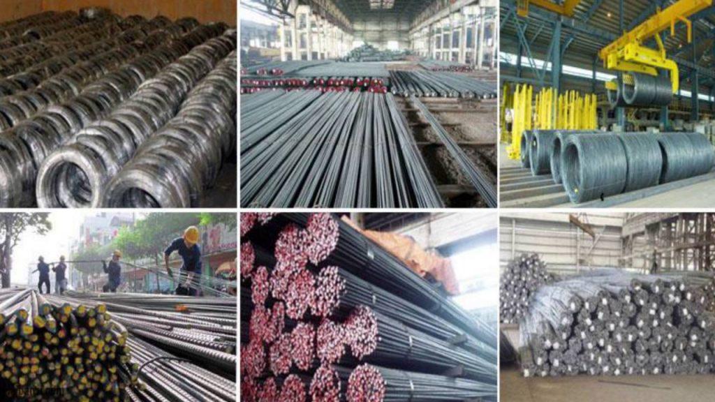 Top 10 đại lý phân phối sắt thép xây dựng giá rẻ tại Tphcm