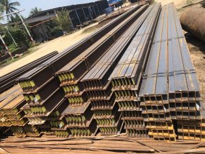Báo giá thép hình hôm nay - Đại lý phân phối sắt thép giá rẻ nhất