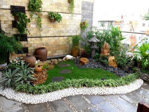 Đơn vị thiết kế tiểu cảnh sân vườn chuyên nghiệp, giá rẻ nhất