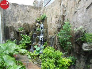Đơn vị thiết kế tiểu cảnh thác nước chuyên nghiệp, giá rẻ nhất