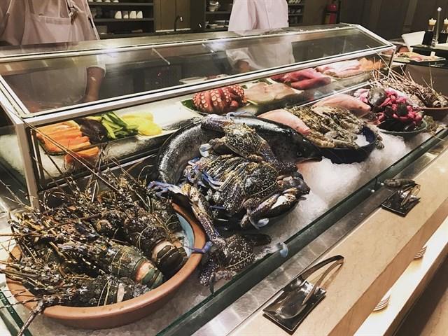 Top20địa điểm thưởng thức Buffet hải sản ngon nhất ở TP. Hồ Chí Minh
