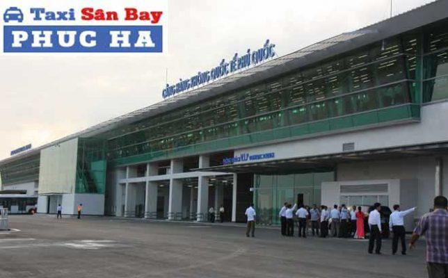 Taxi sân bay Phú Quốc giá rẻ